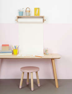 Olli_Ella_polli_shelf_pink_playroom