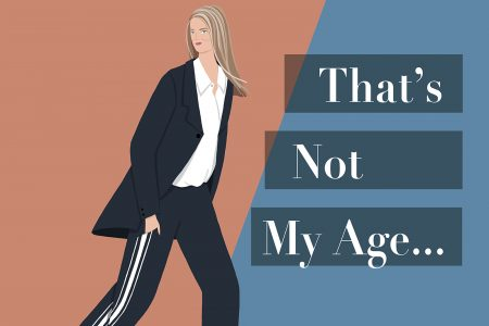 That's Not My Age Style & Lifestyle Blogger & Influencer<br />